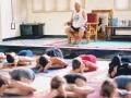 36. Yoga Nidrasana